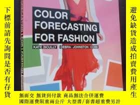 二手書博民逛書店Color罕見Forecasting for Fashion (