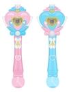 泡泡機 泡泡機玩具兒童全自動泡泡槍器電少女心仙女魔法棒不漏水【快速出貨八折搶購】
