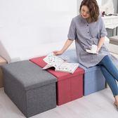 折叠收納箱 布藝特大號有蓋折疊箱子裝玩具衣物整理箱衣服神器盒儲物箱 卡菲婭