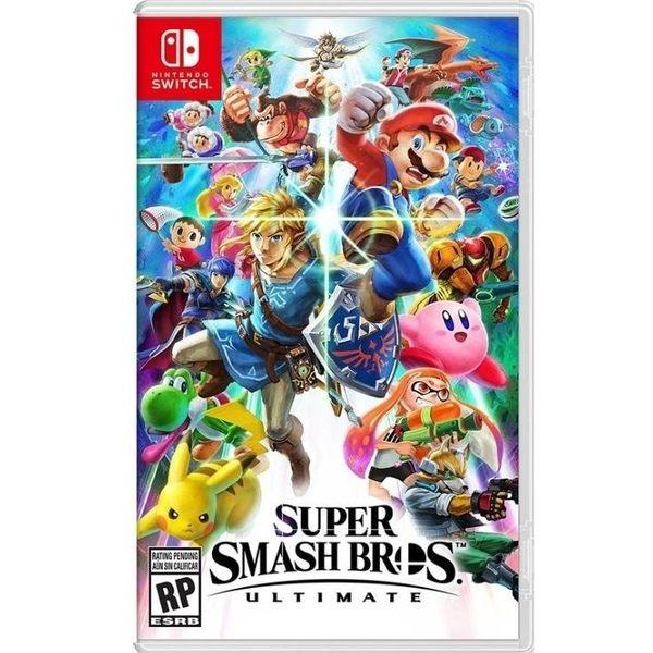 【全新現貨】【好評熱賣】Nintendo Switch 任天堂 明星大亂鬥 特別版 歐版中文