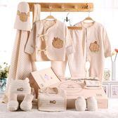 嬰兒衣服棉質夏季新生兒禮盒套裝夏0-3個月6初生出生寶寶用品大全店長推薦好康八折