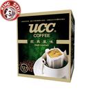 金時代書香咖啡【UCC】經典風味濾掛式咖啡 8g*12入X2