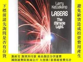 二手書博民逛書店Lasers,The罕見Miracle LightY164658