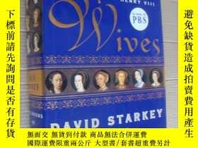 二手書博民逛書店Six罕見Wives: The Queens of Henry