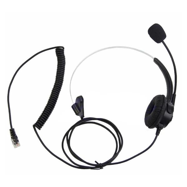 國洋TENTEL K-761 headset phone 辦公室電話耳機推薦 客服人員 家用電話耳機 免用電話耳機切換器
