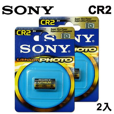 SONY CR2 / CR-2 鋰電池 適用 拍立得 MINI 系列 SP-1 (2入)
