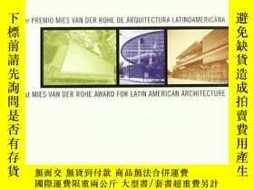 二手書博民逛書店Architecture罕見in South America: