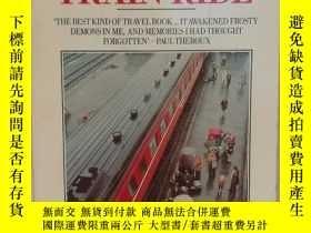 二手書博民逛書店艾瑞克•紐比:搭上紅色列車罕見The Big Red Train