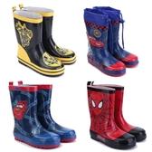 兒童雨鞋-兒童雨鞋男童防滑水鞋小學生男孩雨靴寶寶套鞋中大童膠鞋春夏季-奇幻樂園