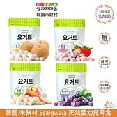韓國米餅村 - 寶寶乳酸菌優格球(多款可選)