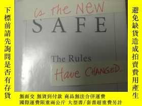 二手書博民逛書店RISKY罕見IS THE NEW SAFE (新的保險櫃是有風