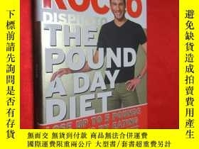 二手書博民逛書店The罕見Pound a Day Diet: Lose Up t