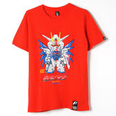 【人氣熊】 自由T恤-紅色、黑色(請附註購買顏色)