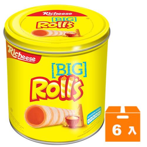 麗芝士Rolls起司蛋捲威化330g(6入)/箱