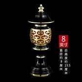 佛教用品蓮花燈LED供佛燈家用佛堂長明燈財神供燈觀音佛前燈一對 阿卡娜