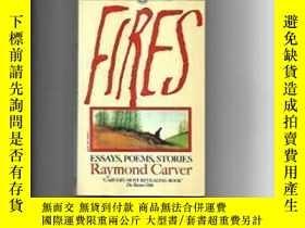 二手書博民逛書店罕見Fires-火災Y436638 Raymond Carver Vintage, 1984 ISBN:978