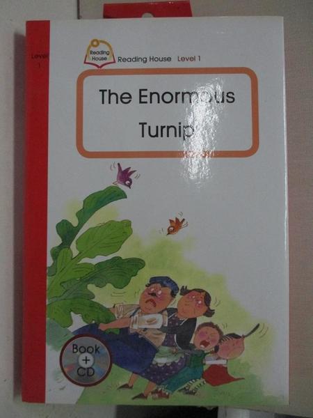 【書寶二手書T1/原文小說_DL3】The Enormous Turnip