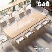 會議桌 新款原木金簡約現代實木會議桌長桌洽談桌椅組合辦公桌 MKS春節狂購特惠