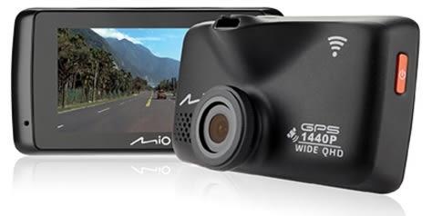 MIO MIVUE 742 【送16G+支架】160度超廣角 WIFI 測速行車記錄器