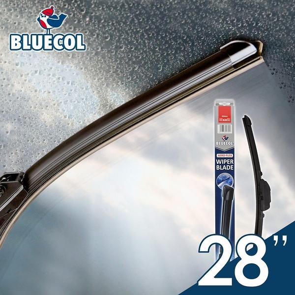 BLUECOL藍雀Aero-Flexible高彈性氣動軟骨雨刷28吋(711mm)