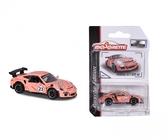 Majorette 美捷輪Premium cars 保時捷 Porcshe 911 GT3 RSR pink pig 粉紅豬 TOYeGO 玩具e哥
