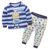 新年好禮85折 男童純棉內衣套裝秋冬童裝兒童寶寶嬰兒秋褲秋衣1歲3睡衣小童保暖