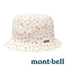 【mont-bell】WICKRON LIGHT PRINT 抗UV快乾透氣遮陽帽『杏黃』1118190 遮陽帽.防風帽.排汗