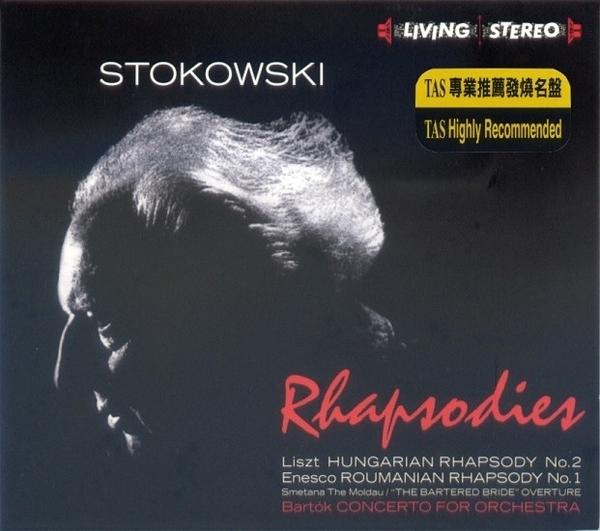 【停看聽音響唱片】【CD】白頭佬:史托夫考斯基的狂想曲