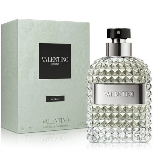 Valentino范倫鐵諾 Uomo 迷漾男性淡香水 125ml (0000)【娜娜香水美妝】