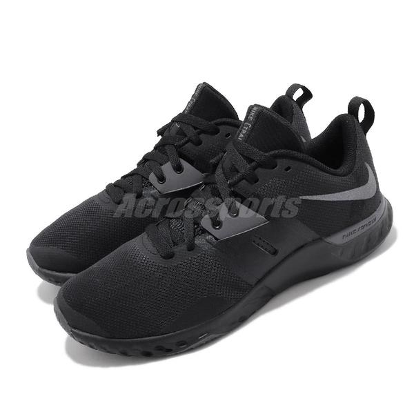 Nike 訓練鞋 Renew Retaliation TR 黑 灰銀 健身 男鞋 【PUMP306】 AT1238-005