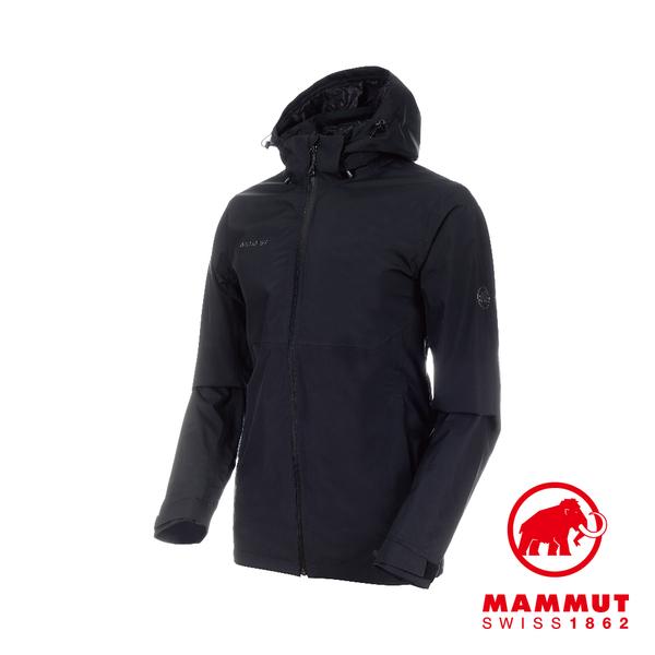 Mammut 長毛象 Ayako Tour HS Hooded Jacket Men 防風防水連帽外套 黑色 男款 #1010-26051