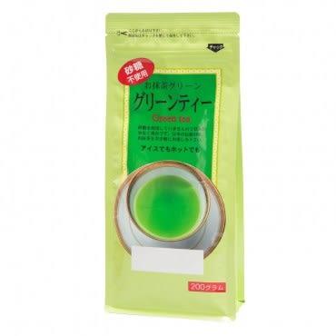 日本 梅の園 無糖抹茶粉 200g