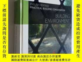 二手書博民逛書店Practical罕見Building Conservation: Building Environment 實用