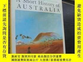 二手書博民逛書店A罕見Short history of Australia (R
