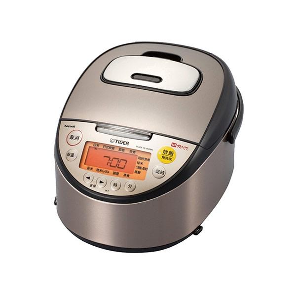 【TIGER虎牌】高火力IH十人份多功能炊飯電子鍋 JKT-S18R