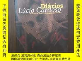 二手書博民逛書店罕見DIARIOS【西班牙原版】Y12800 LUCIO CARDOSO Civilizacao Brasil