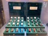 GUCCI Grip 系列腕表 G 手環腕錶 YA157403 時尚女錶 金  35mm