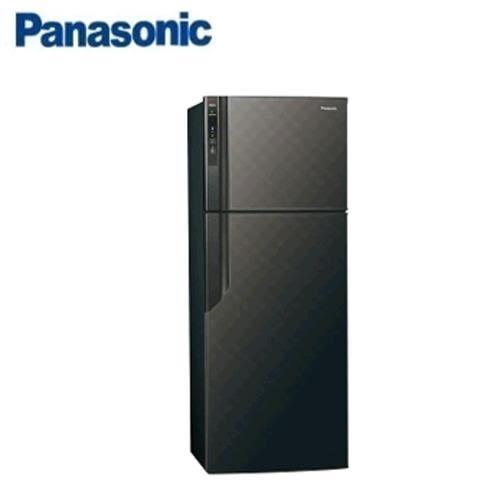 Panasonic 485L 2門電冰箱 NR-B489GV-K(星空黑)