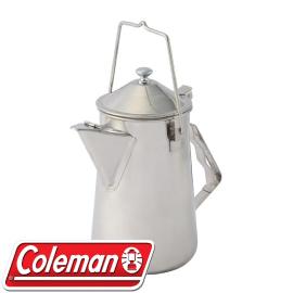【Coleman 美國 不鏽鋼火爐茶壺】CM-26788/茶壺/水壺/不鏽鋼茶壺★滿額送