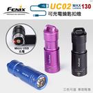 FENIX UC02_三色可選 可充電式...