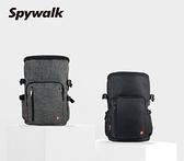 SPYWALK 素色簡約休閒後背包 NO:S9341