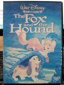 挖寶二手片-P10-160-正版DVD-動畫【狐狸與獵狗 國英語發音】-迪士尼