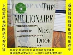 二手書博民逛書店The罕見Millionaire Next Door: The