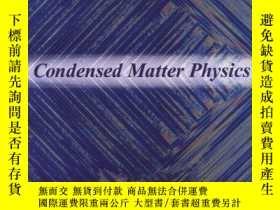 二手書博民逛書店Condensed罕見Matter PhysicsY255562 Michael P. Marder Wile