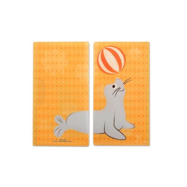 日本 Prairie Dog 抗菌口罩夾/海豹