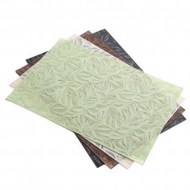 日本t.lace餐墊30x45cm 木葉綠