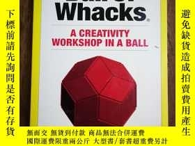 二手書博民逛書店BALL罕見OF WHACKS:A CREATIVITY WOR