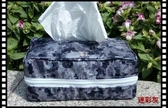 【車王小舖】汽車用磁吸式面紙盒 迷彩款 吸頂式紙巾盒 面紙抽取盒 拉鍊式