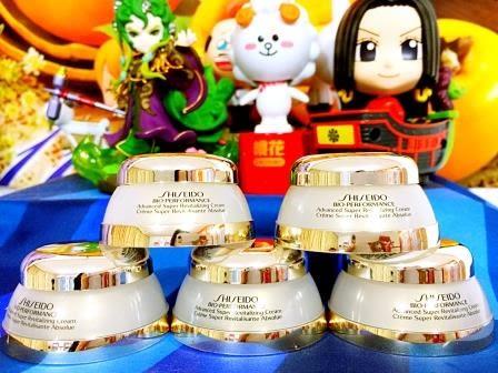 SHISEIDO 資生堂百優精純乳霜(銀貂霜)7ml 全新百貨專櫃貨