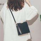 高級感法國小眾洋氣水桶包包女包新款潮時尚簡約百搭斜背包女 智慧 618狂歡